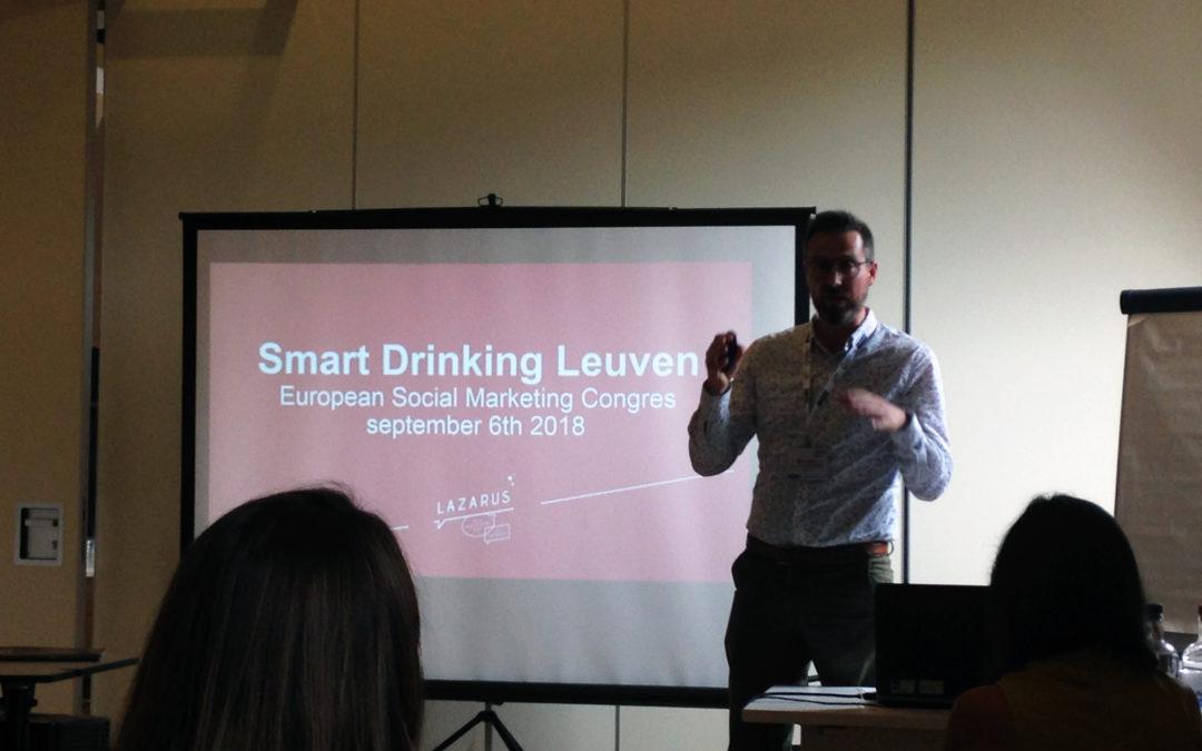 Lazarus neemt deel aan de European Social Marketing Conference